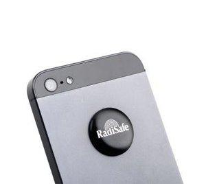 Antistralingsticker mobiele en draadloze telefoon - Radisafe