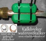 Kalkbreker Waterontkalker - eenvoudig minder kalkaanslag_