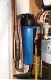 Aqua 'd Oro vitaliser met hele huis waterfilter