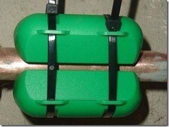 Kalkbreker Waterontkalker - koper waterleiding alle hardheden